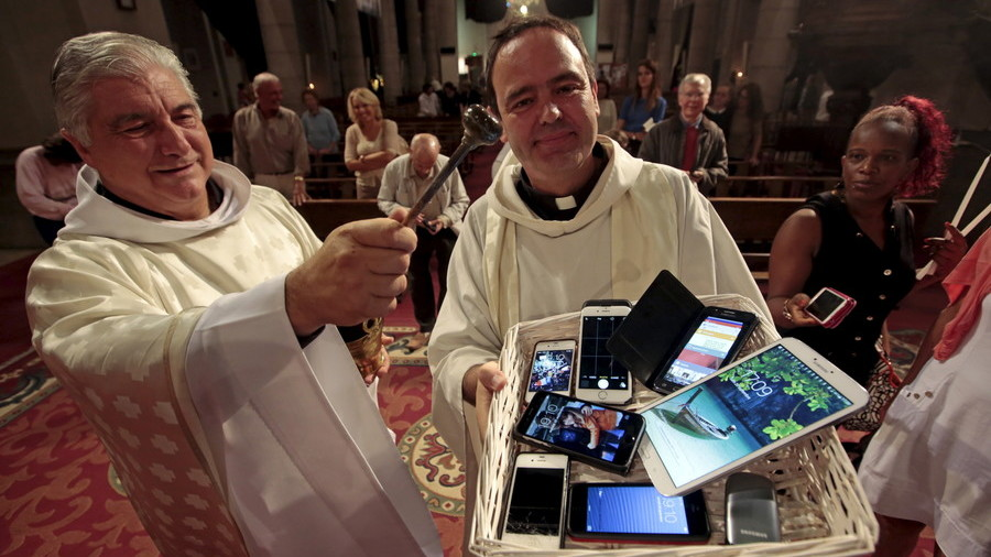 Who you gonna call? High demand prompts priests to offer exorcisms via phone