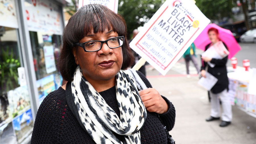 Diane Abbott defends Syria airstrike tweet despite fake pic furore