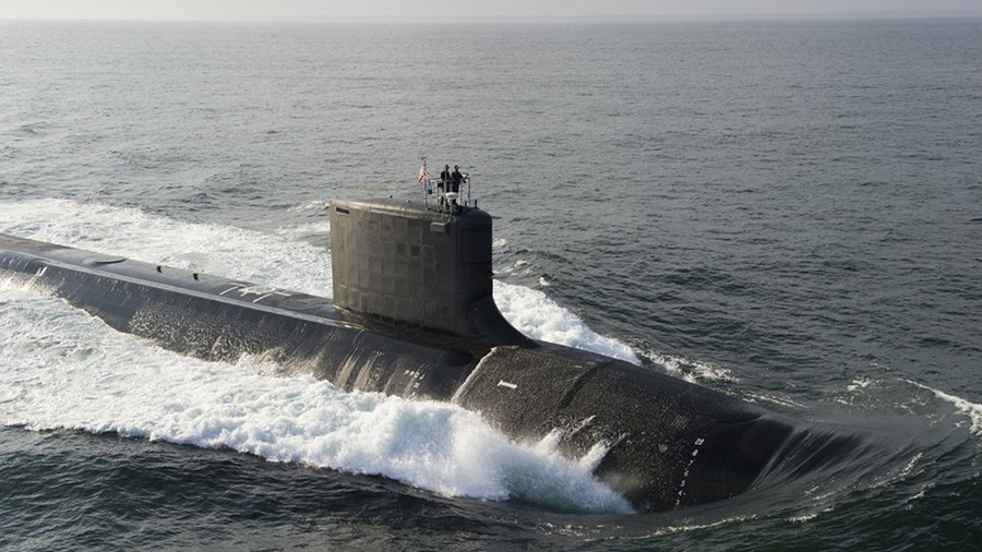 Naples outraged over visit of US nuclear sub taking part in Syria strikes