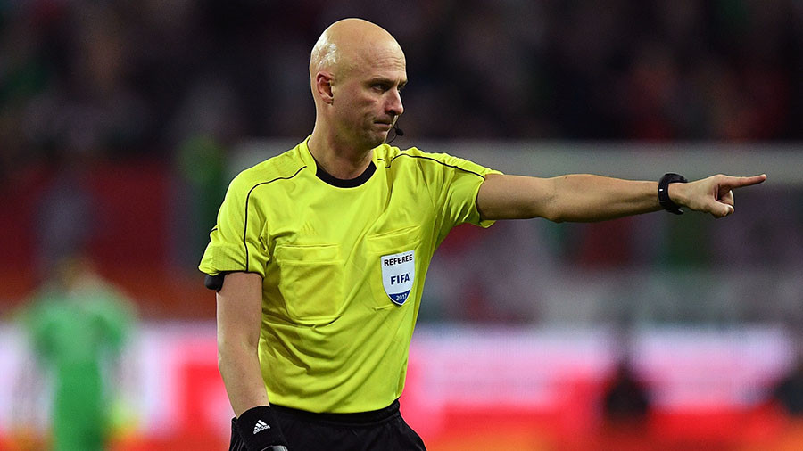 'It's a big step forward' – Russian referee Karasev on being shortlisted for World Cup