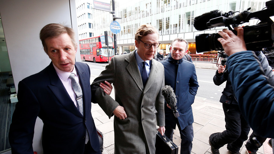 Cambridge Analytica's Alexander Nix ducks fake news inquiry… so will Parliament summon him?