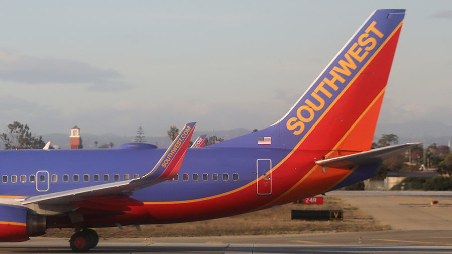 Passenger dies after getting sucked through window as engine explodes on Southwest flight
