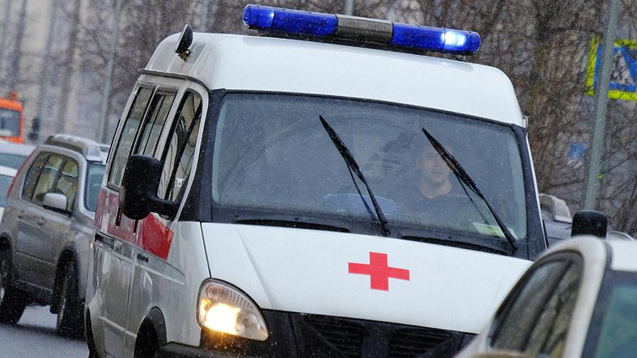 4 injured in knife & arson attack at school in Russia's Bashkortostan republic