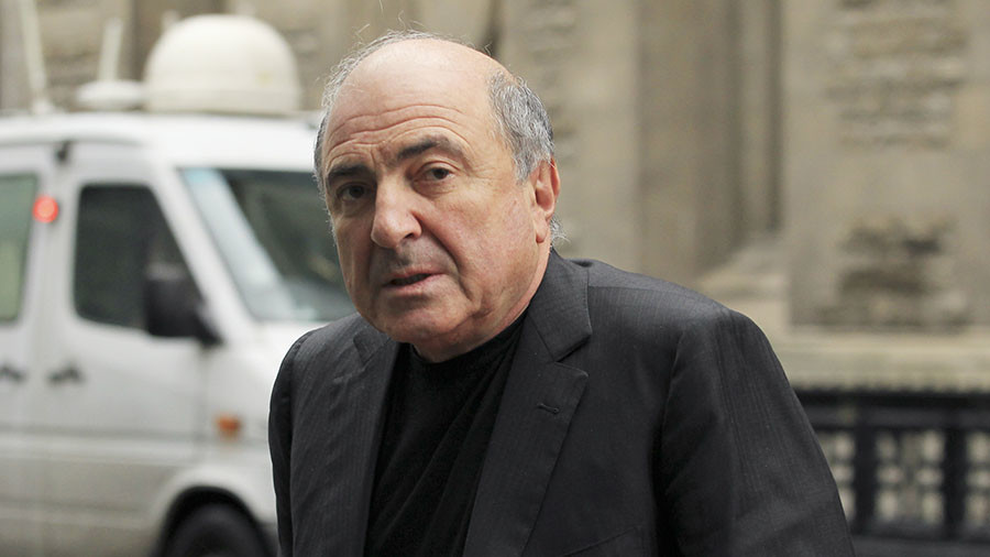 Berezovsky acted with UK intel, paid with life when he decided to return home  – Russian prosecutor