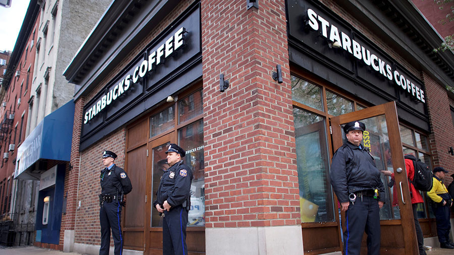 Starbucks to close 8,000 US stores for racial sensitivity training