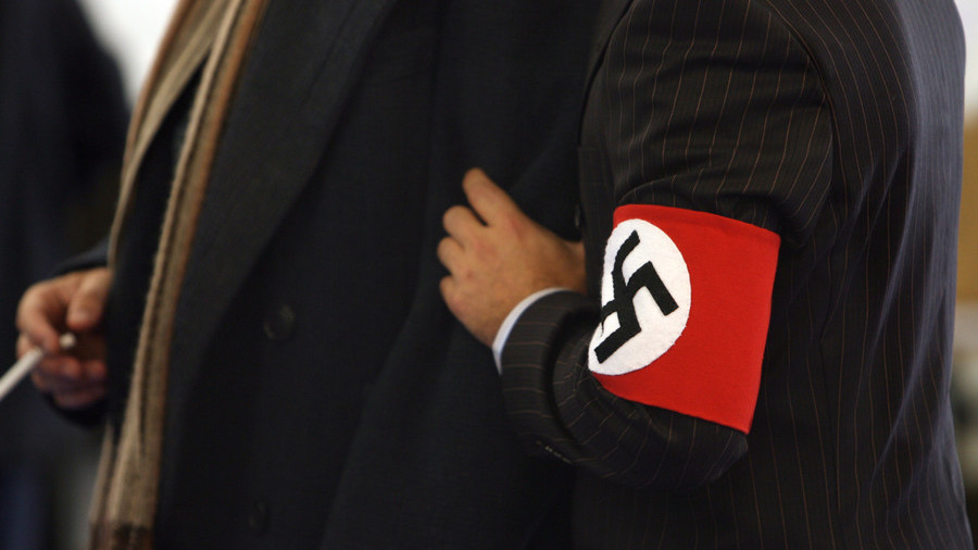 German theater investigated over free 'Mein Kampf' tickets for swastika wearers