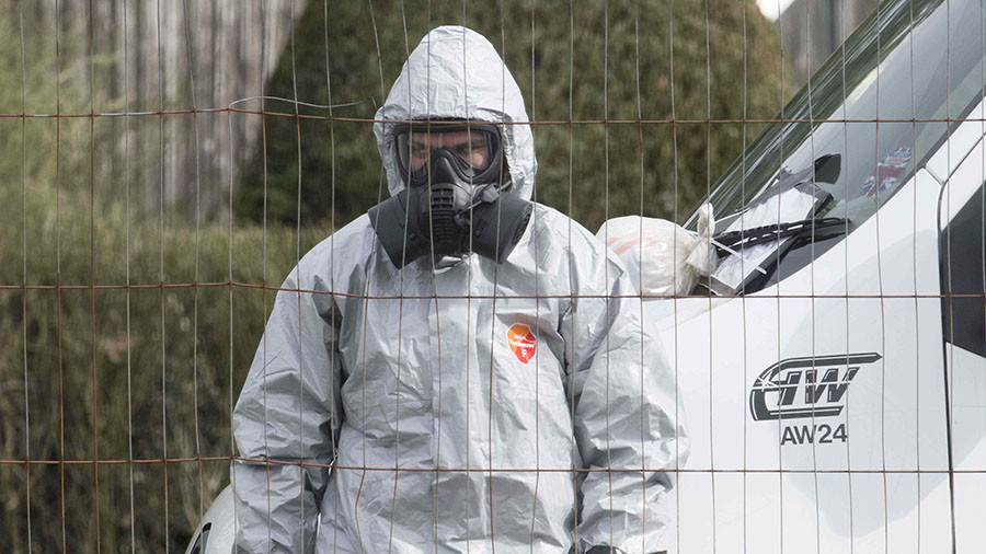BZ samples tested at Swiss lab in Skripal case 'nothing to do' with Salisbury – OPCW chief
