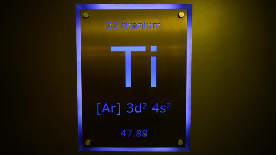 Russia won't halt titanium supplies to US – trade minister