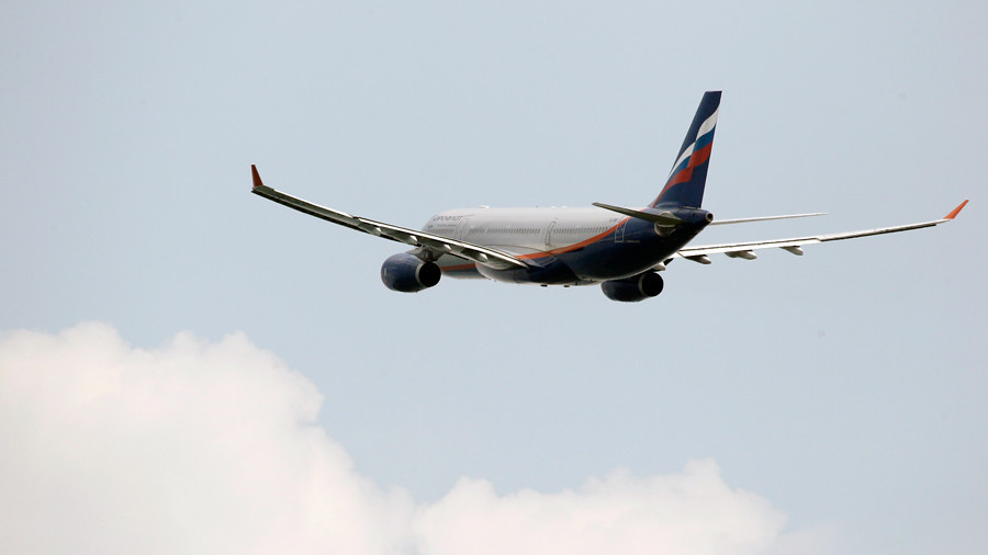 Kremlin Comments on US Obstacles to Give Aeroflot Visas