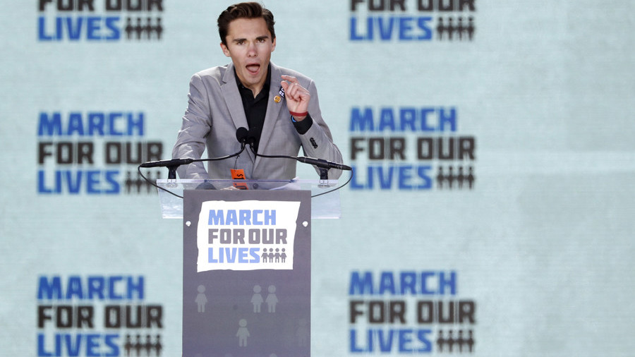David Hogg's book title angers Holocaust survivors and relatives