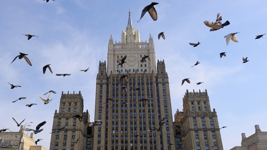 False bomb alert causes evacuation at Russian foreign ministry – reports