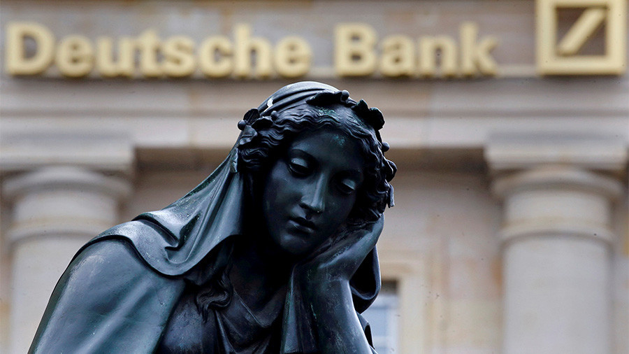 Oops! I did it again… Another Deutsche Bank 'fat finger' mistake sends $35 billion out the door