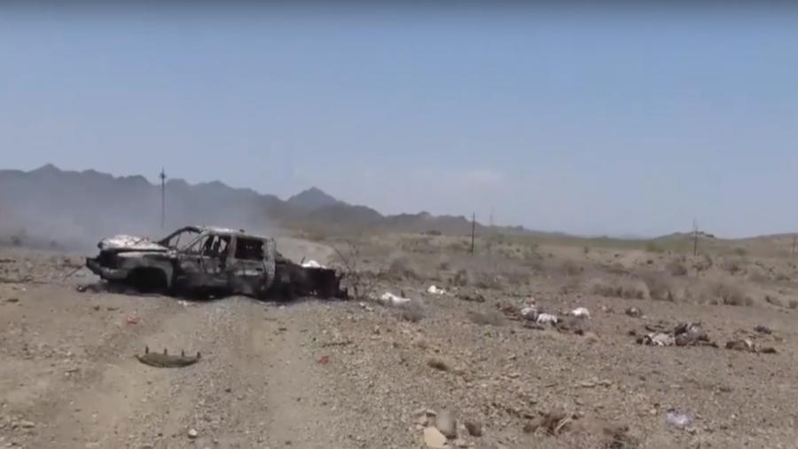 20 killed in Saudi-led coalition strike on civilian vehicle in Yemen – reports