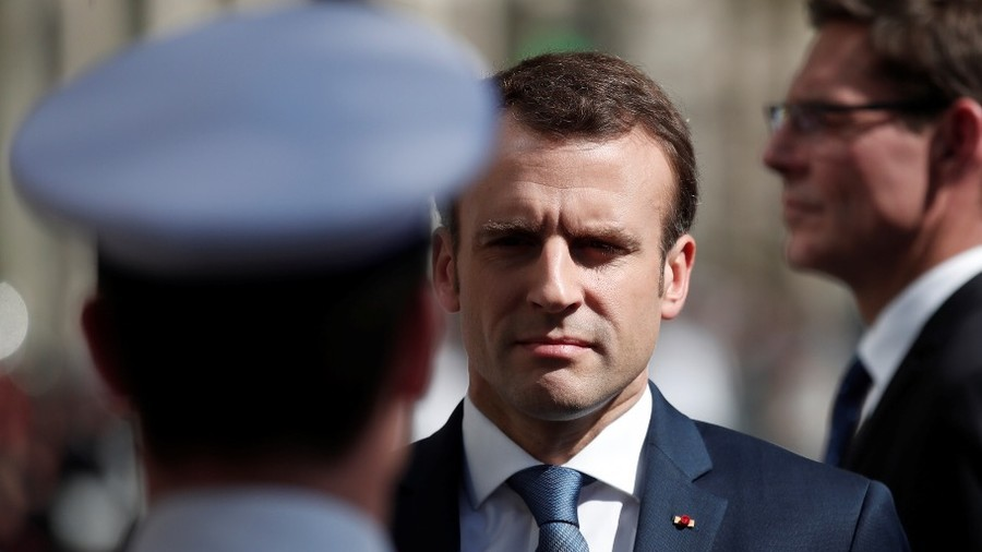 At least 55% of French 'dissatisfied' with President Macron – poll