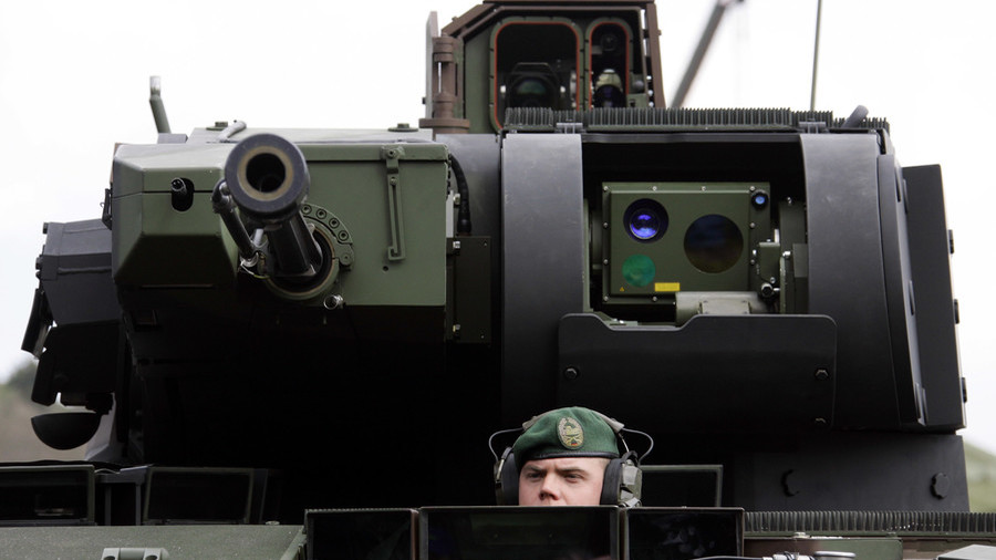 Crisis-hit German army to spend millions on weapons & hardware - report