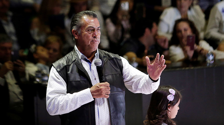 Mexican presidential hopeful shocks with proposal to chop off thieves' hands