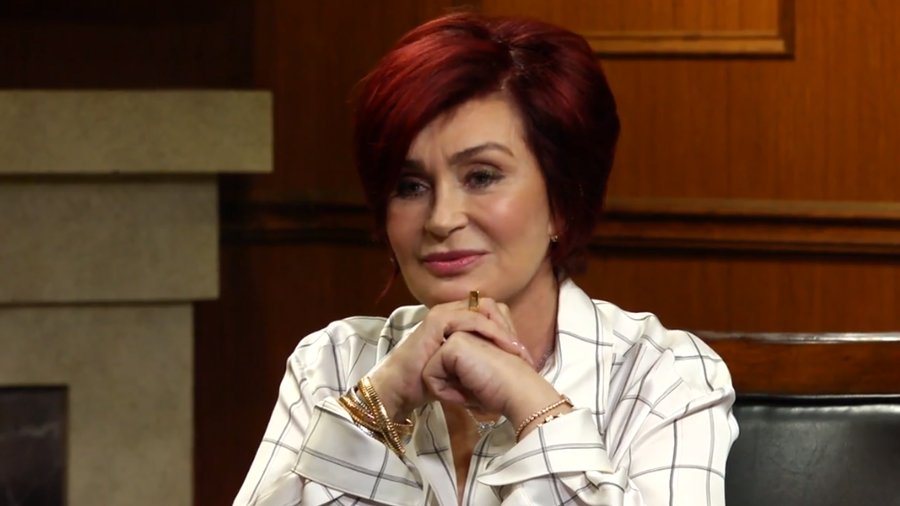 Sharon Osbourne on her AEG lawsuit, Trump, & Stormy Daniels