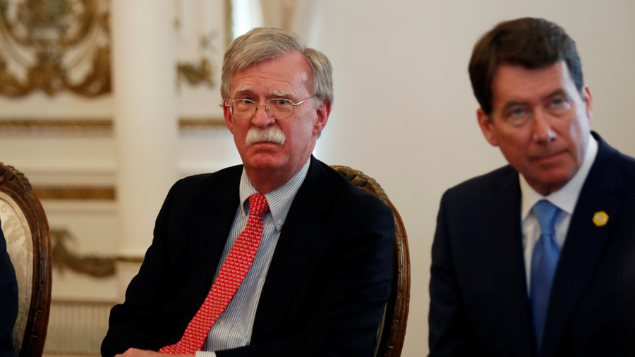 Russiagate's next target: John Bolton?