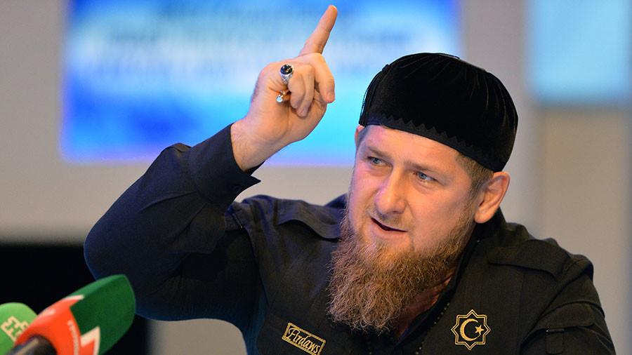 Kadyrov vows to jail Trump & Merkel if they ever go to Chechnya