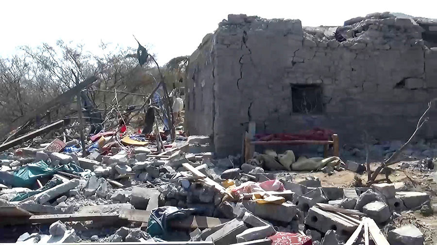Media suspiciously quiet on US & UK-backed Saudi atrocities in Yemen