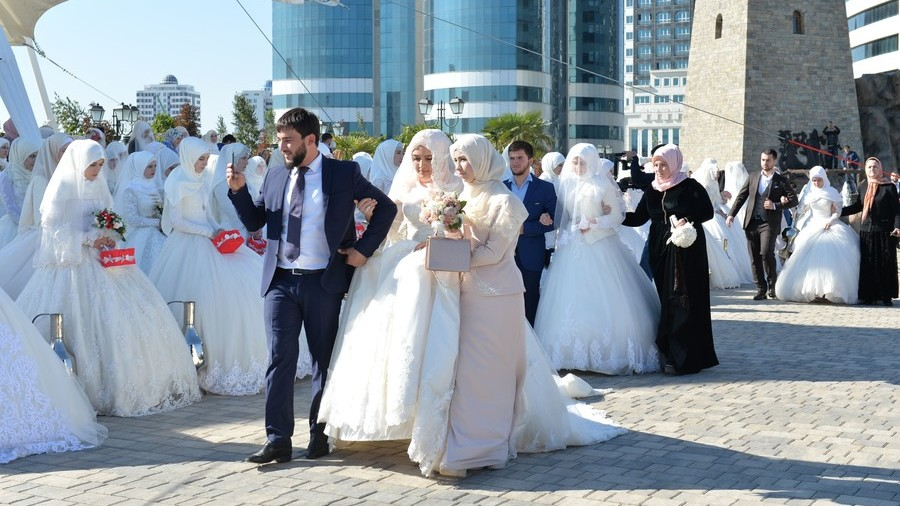 Legalization of polygamy not being discussed in Chechnya, Kadyrov says