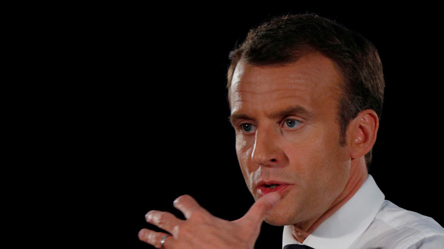 Macron: It doesn't look like Trump will stay in Iran nuclear deal