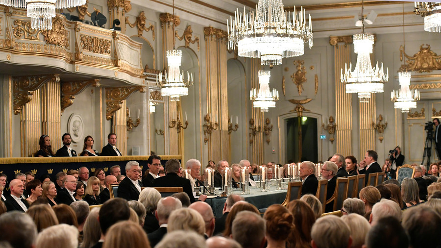 Nobel Literature Prize could be postponed in 2018 after #MeToo scandal rips apart awarding body
