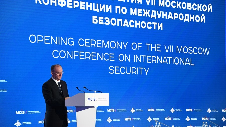 Russian security chief reveals US attempts to hinder international cooperation