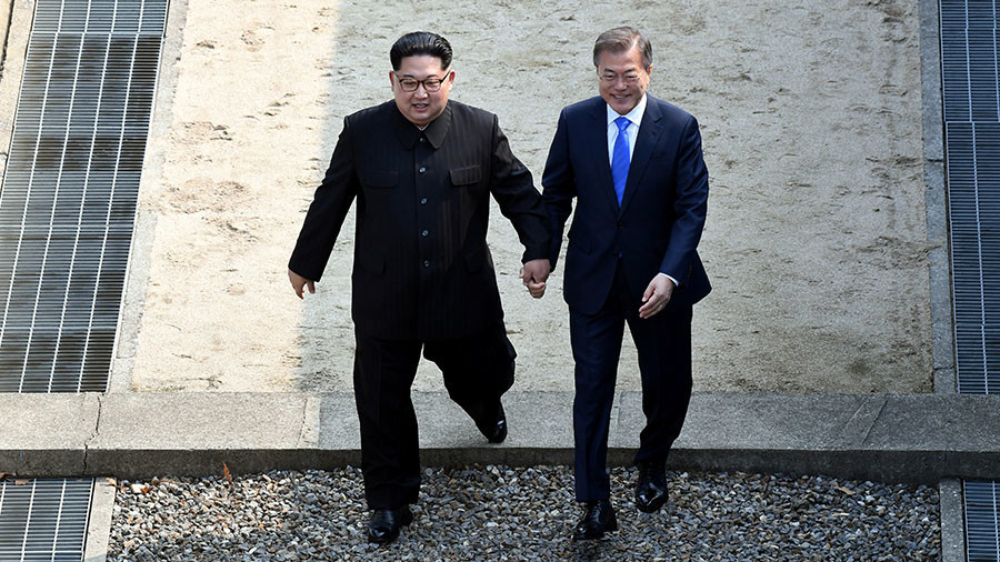 New era, no more war: Two Koreas agree on complete denuclearization