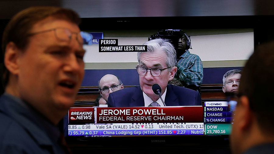 'We are headed for a massive financial crisis' & Fed has 'no idea what's going on' – Peter Schiff