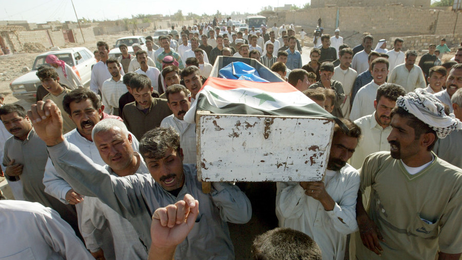 Igniting Fallujah: US killings of protesters in 2003 that signaled start of insurgency