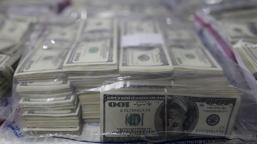 Over $400bn illegally withdrawn from Russia in 17yrs