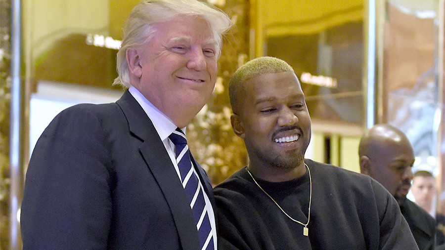 Kanye tweets he loves Trump, civilization on brink