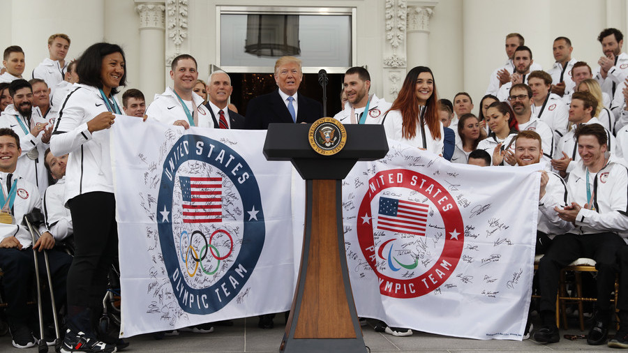 Trump calls Paralympic Games 'tough to watch,' Twitter erupts in fury