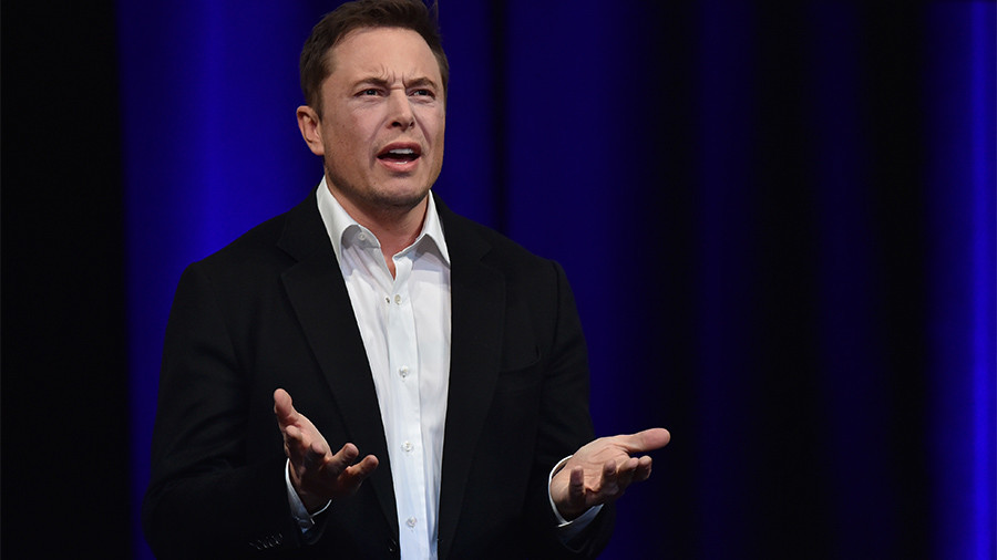 Tesla shareholder urges to boot Elon Musk as board chairman