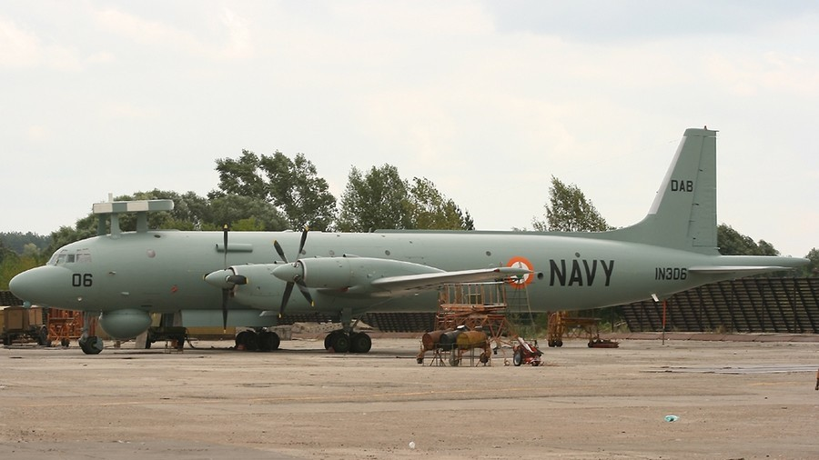 Indian Navy plane makes emergency landing near Moscow