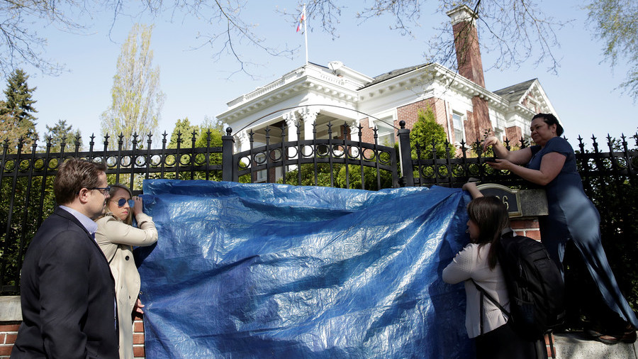 'Not our way:' Moscow won't break into US diplomatic compounds in case of closure