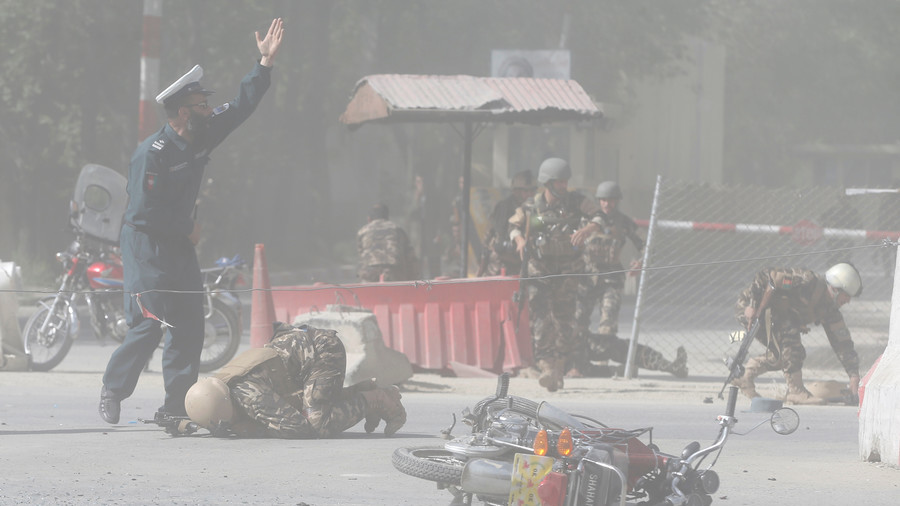 9 journalists among 20+ killed in twin bombings in Afghan capital