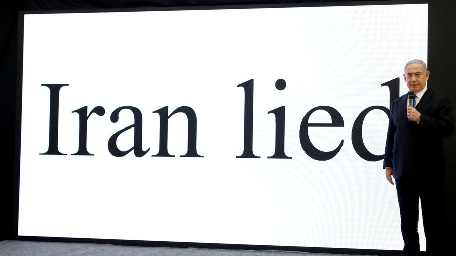 Netanyahu's Power Point: Iran presentation's greatest hits (PHOTOS)