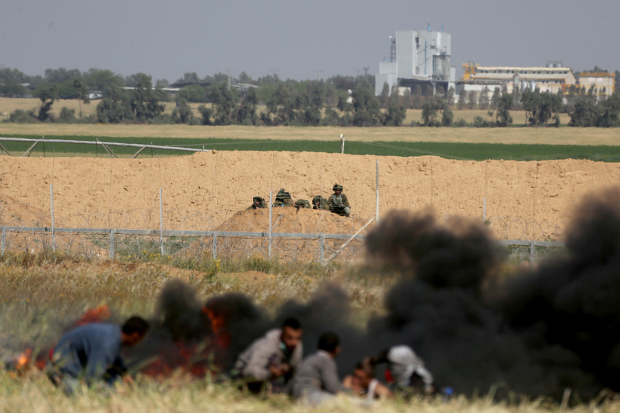Great Return March: 10 Palestinian protesters killed after IDF fire on Gaza border (VIDEOS)