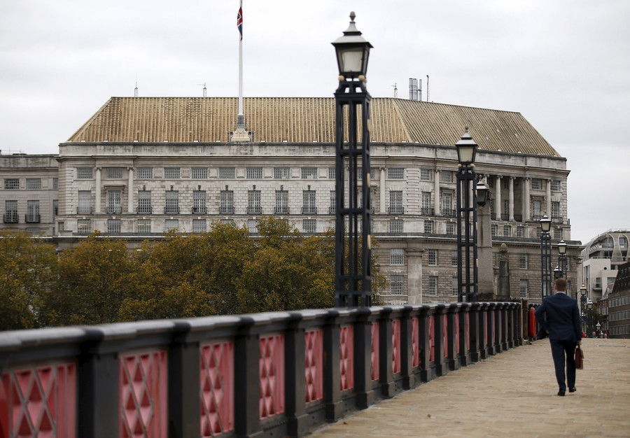 UK government accused of quietly rewriting 'torture guide' for MI5