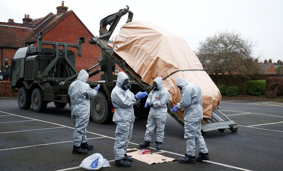 Porton Down damage control: UK still 'assesses' Russia poisoned Skripals after lab finds no link