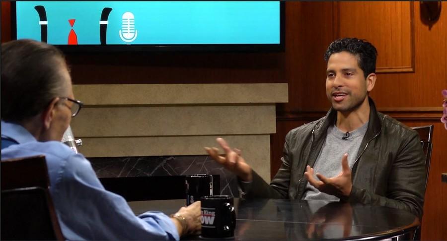 Adam Rodriguez on 'Criminal Minds,' parenthood, & Puerto Rico