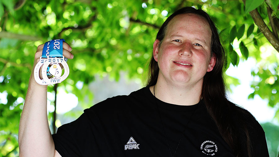 Transgender weightlifter out of Commonwealth Games after horror injury in record attempt