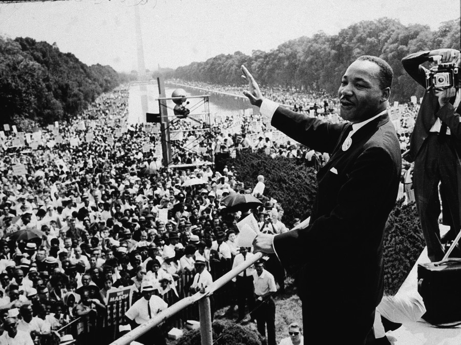 50 years on from Martin Luther King's murder, hypocrisy reigns in America