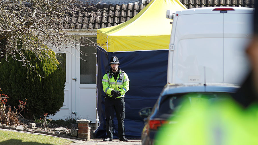 No 100% assurance toxin's origin can be determined – ex-UN chemical weapons expert on Skripal case