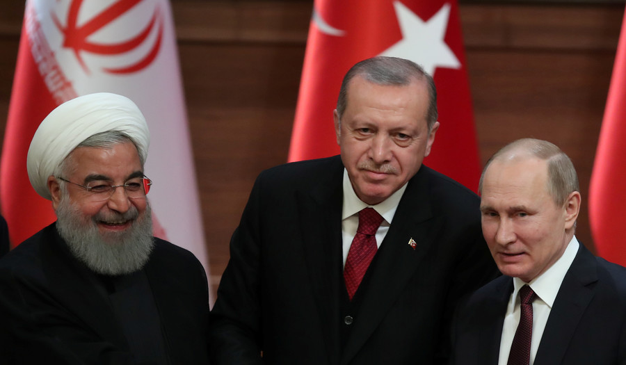 Russia, Iran & Turkey set to fight any attempts to fuel separatism and split Syria
