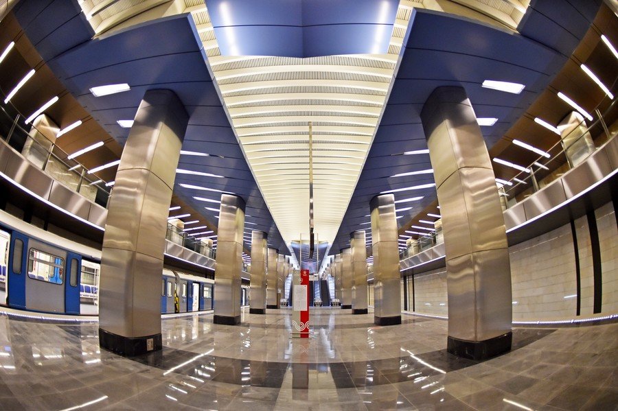 New Moscow Metro: Can modern chrome trump legendary Soviet marble? (PHOTOS)