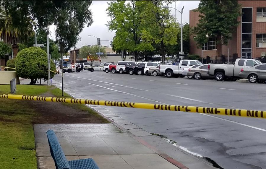 Man arrested for detonating 2 'explosive devices' inside California store