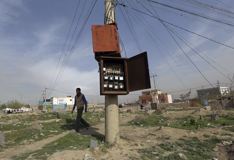Blackout: US military spent $60 million on Afghanistan power lines to nowhere